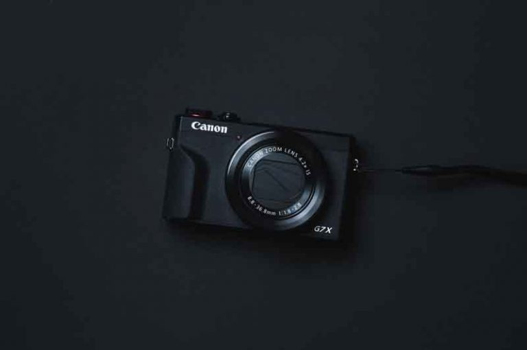 review canon g7x mark III
